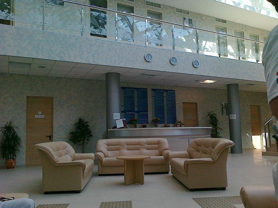 Гостиница Федерального центра подготовки «Снежинка» (Чайковский)