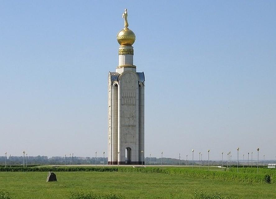 Звонница на Прохоровском поле (Прохоровка)