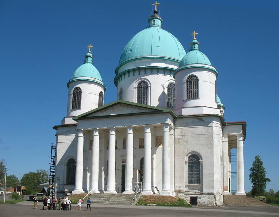 Троицкий собор (Моршанск)