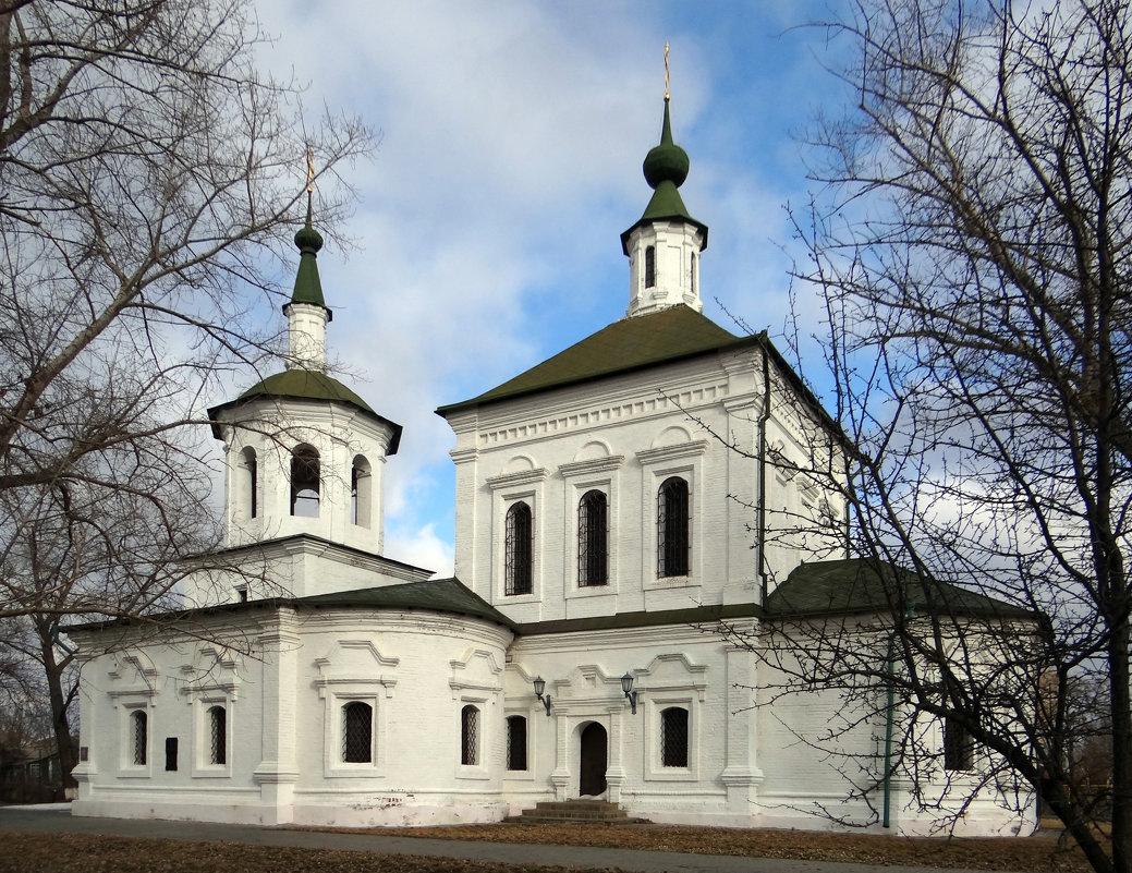 Церковь Петра и Павла (Старочеркасская)