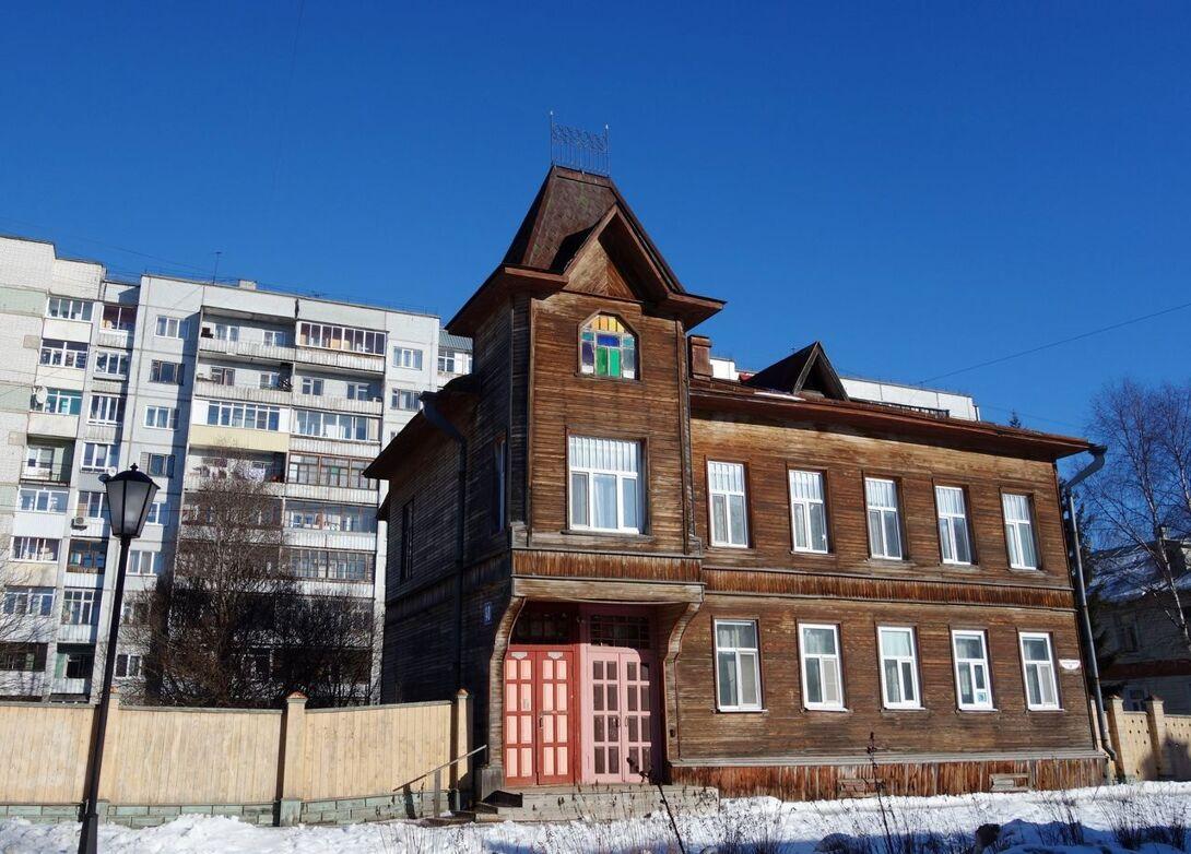 Дом С. В. Овчинникова (Архангельск)
