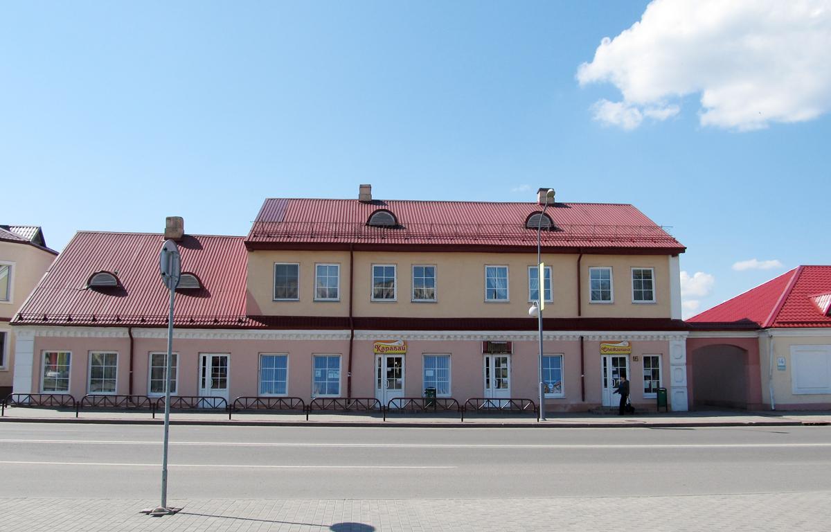 Площадь Свободы (Щучин)