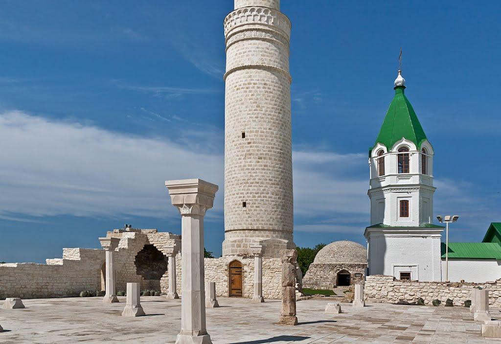 Соборная мечеть (Болгар)