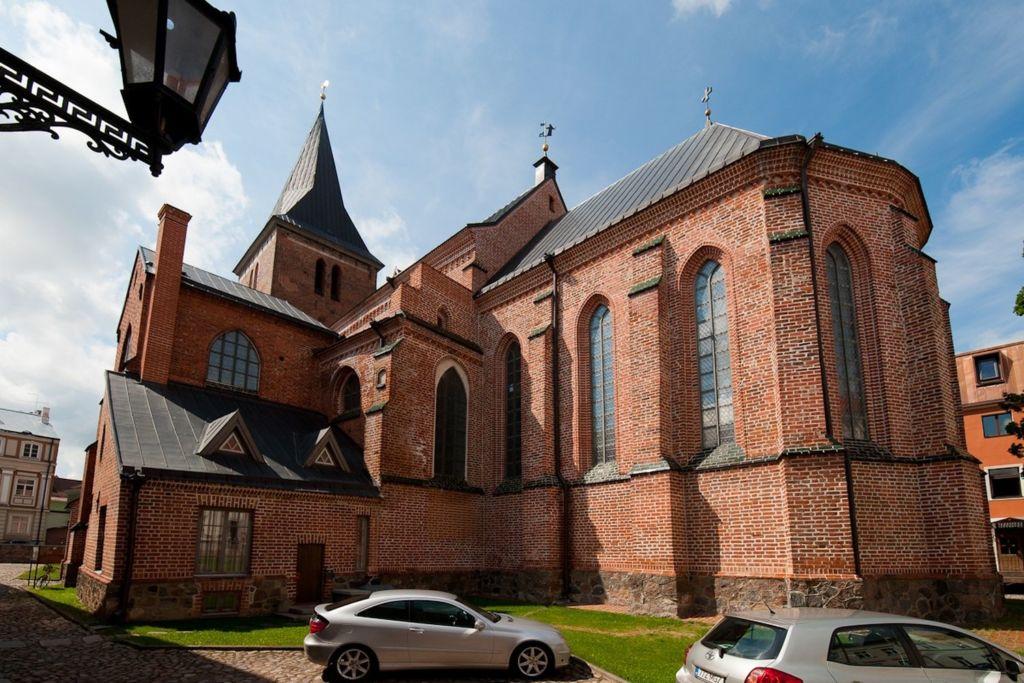 Яановская церковь (Церковь Святого Иоанна) (Тарту)