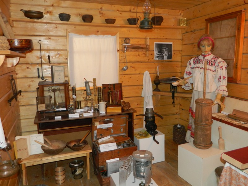 Музей вологодского масла (Вологда)