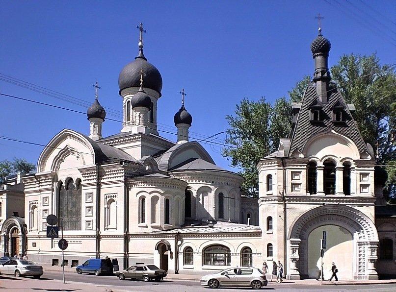 Подворье Валаамского монастыря (Санкт-Петербург)
