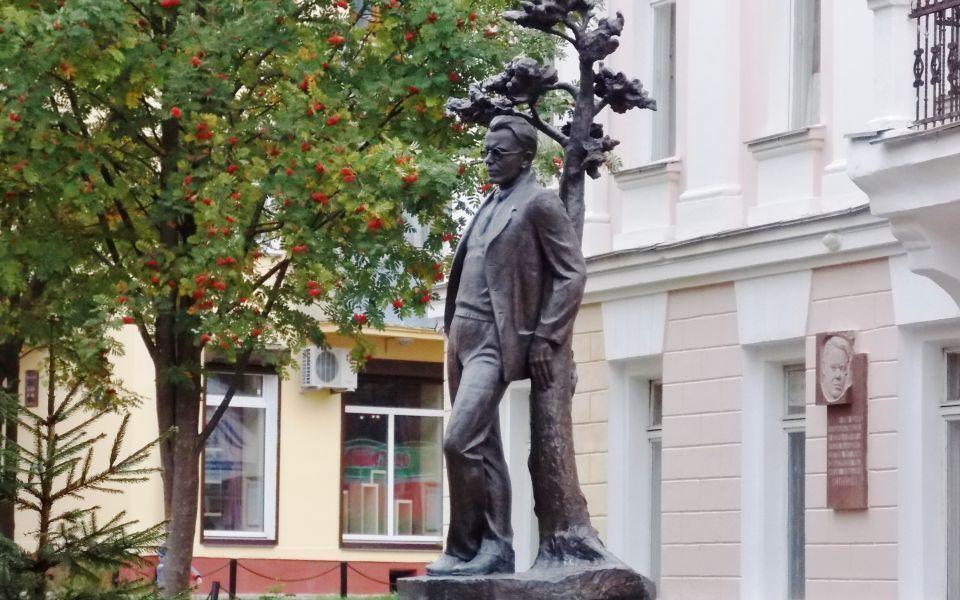 Музей М. В. Исаковского и песни «Катюша» (Смоленская область)