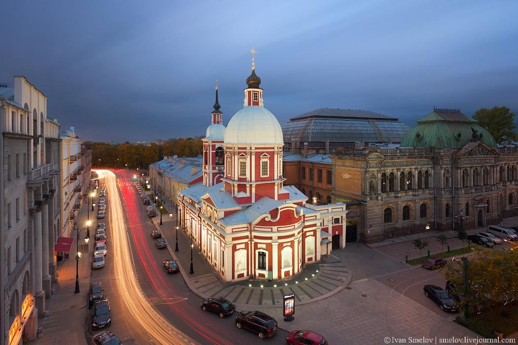 Пантелеимоновская церковь (Санкт-Петербург)
