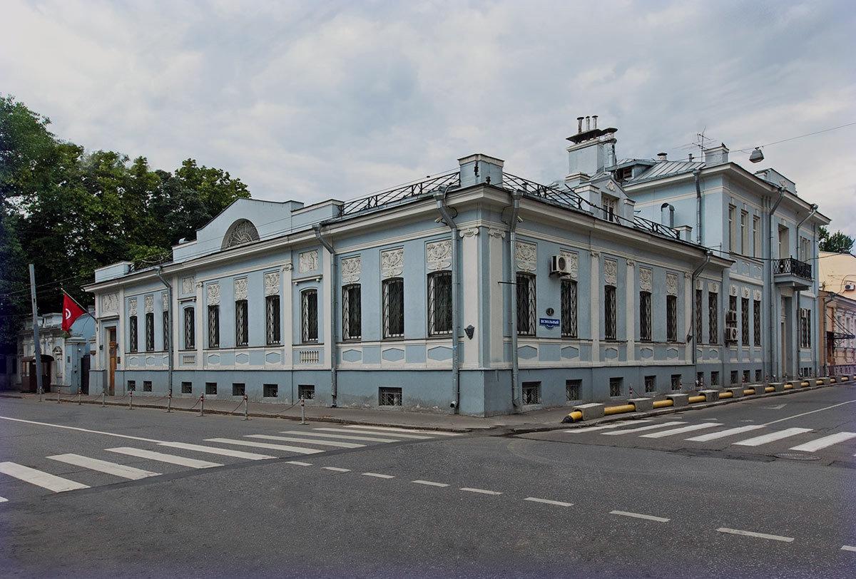 Дом Берии (Москва)