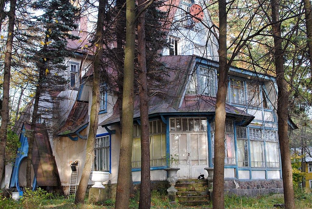 Дача Лумберга (Зеленогорск)