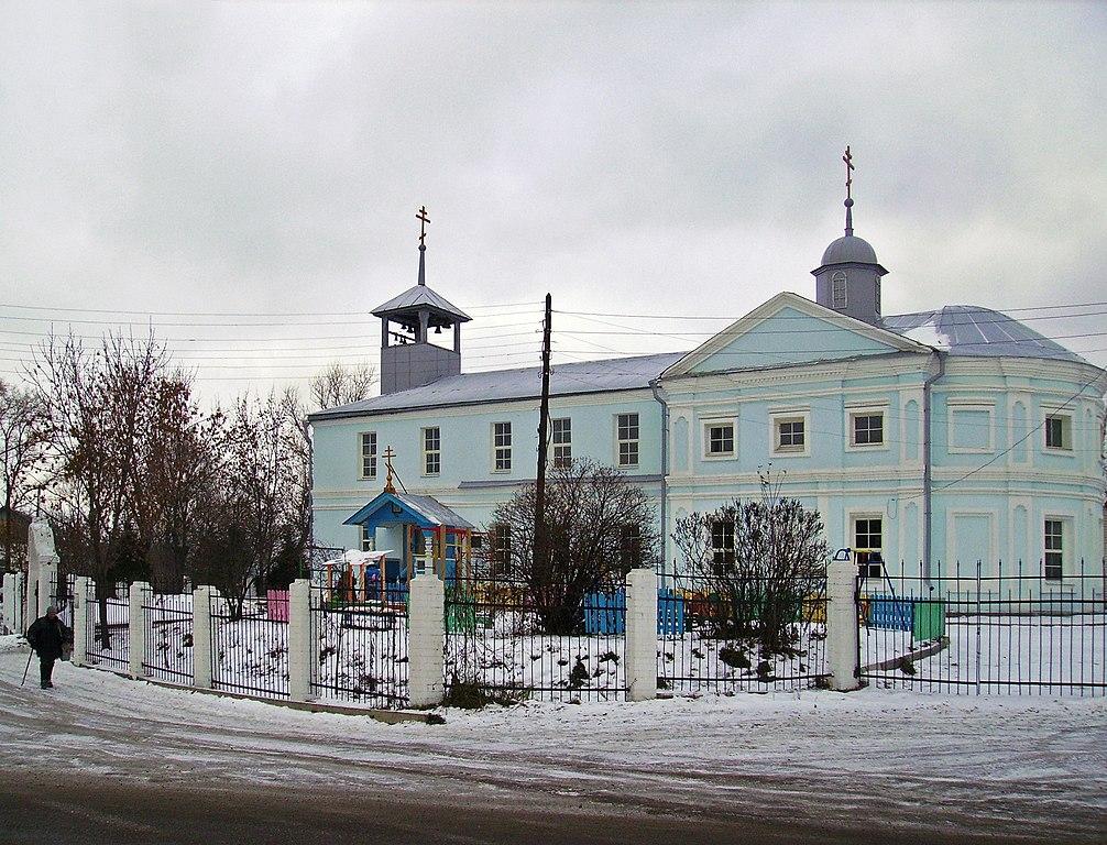Казанская церковь (Кстово)