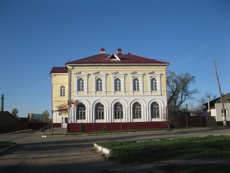 Дом купца Антонова (Алатырь)