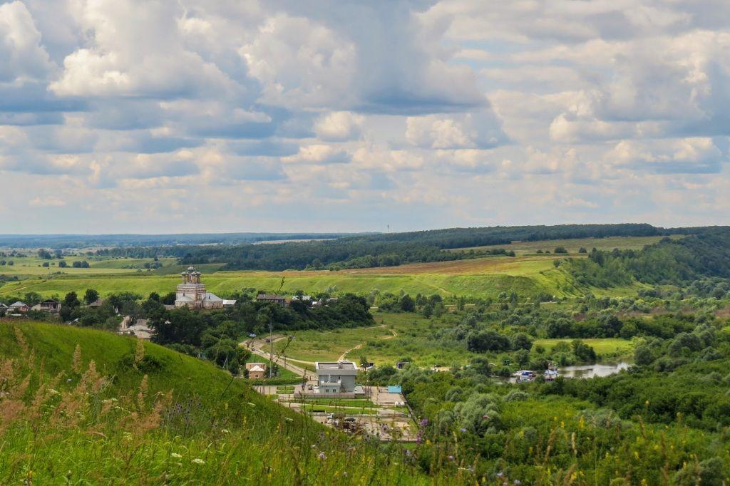 Оленья гора (Лысково)