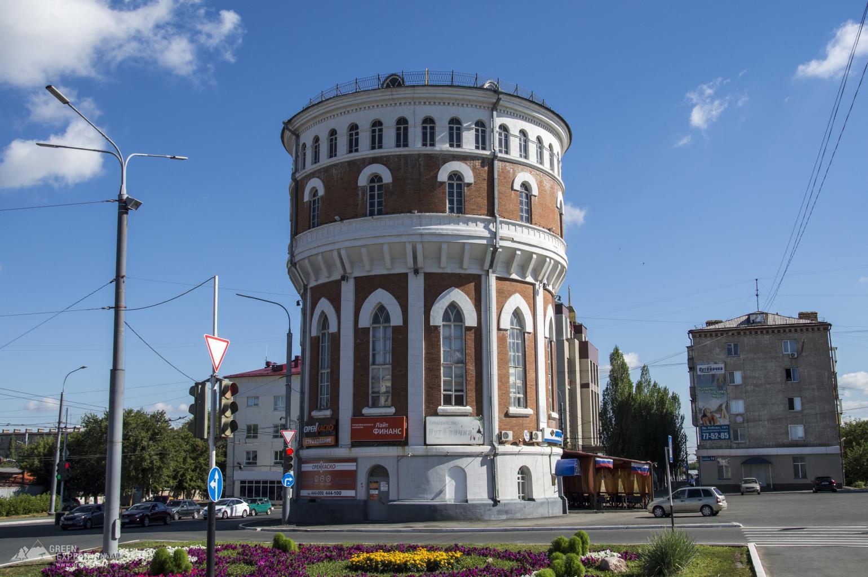 Водонапорная башня (Оренбург)