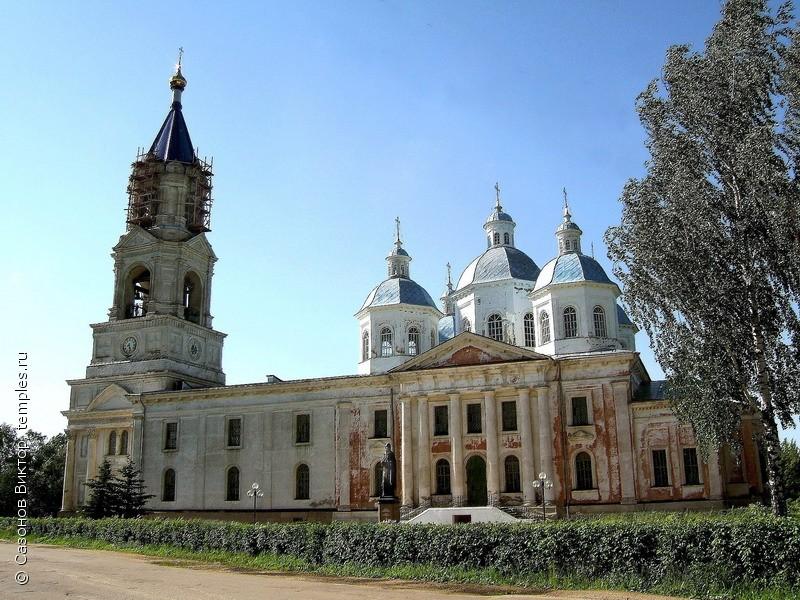 Воскресенский собор (Кашин)