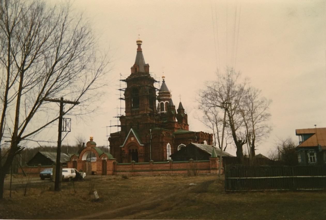 Покровско-Васильевский монастырь (Павловский Посад)
