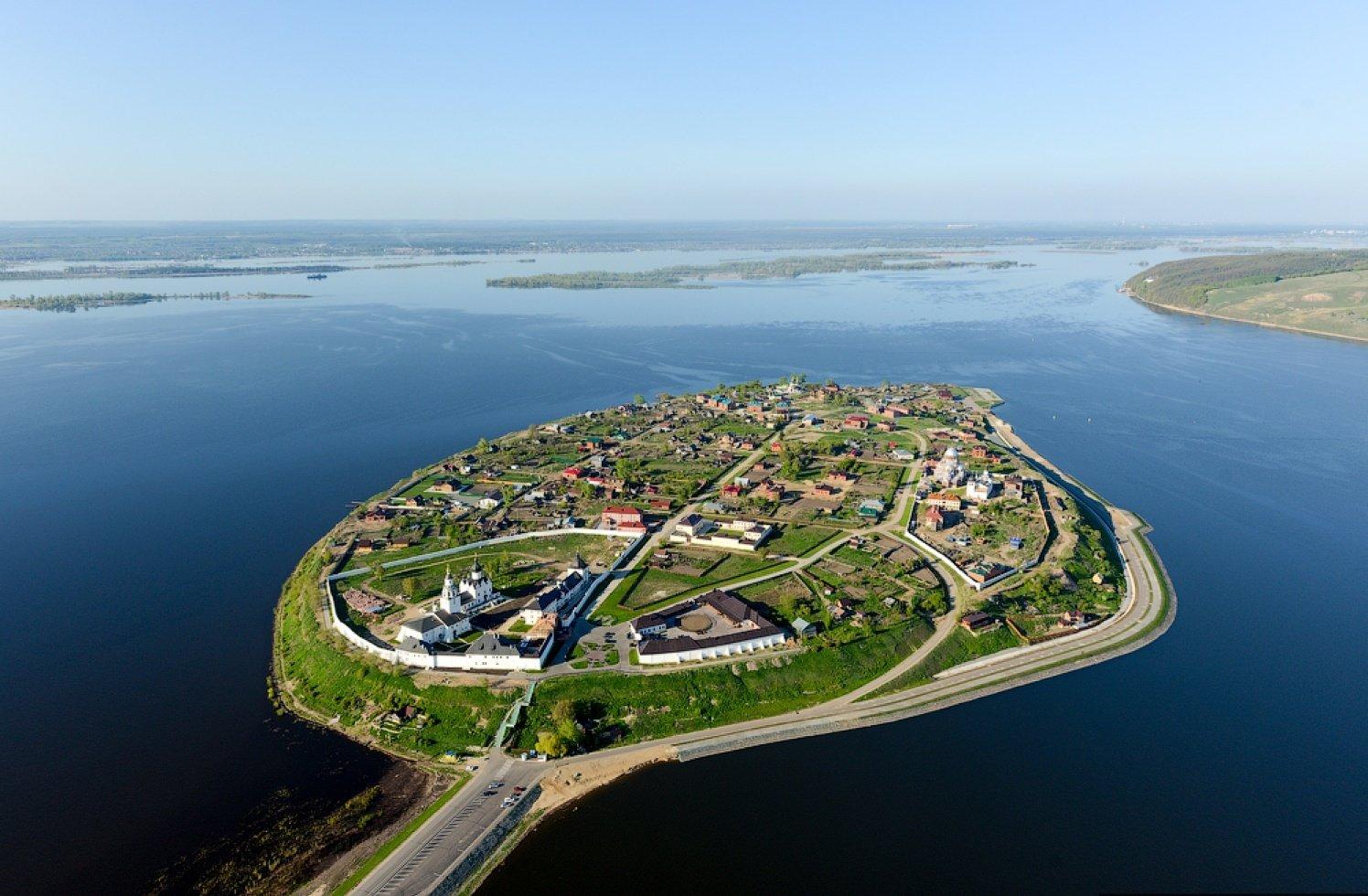Музей «Остров-град Свияжск» (Свияжск)