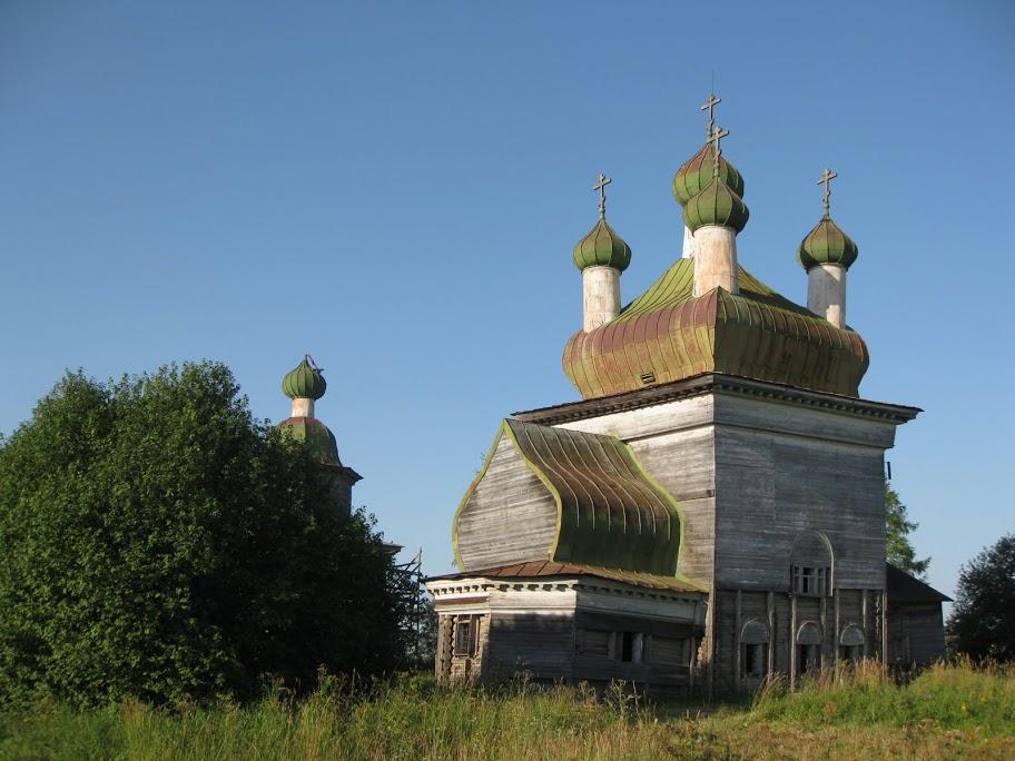 Село Ошевенское (Каргополь)