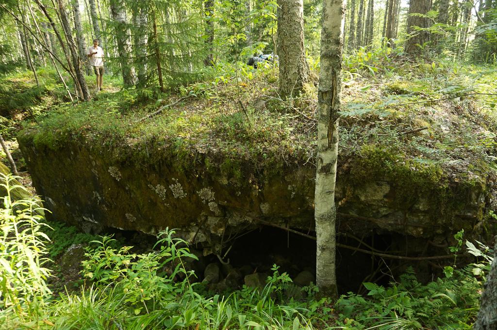 Укрепрайон «Муола» Линии Маннергейма (Ленинградская область)