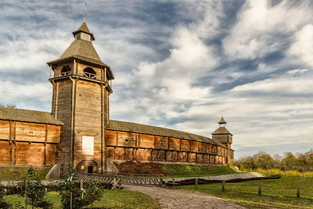 Цитадель Батуринской крепости (Батурин)