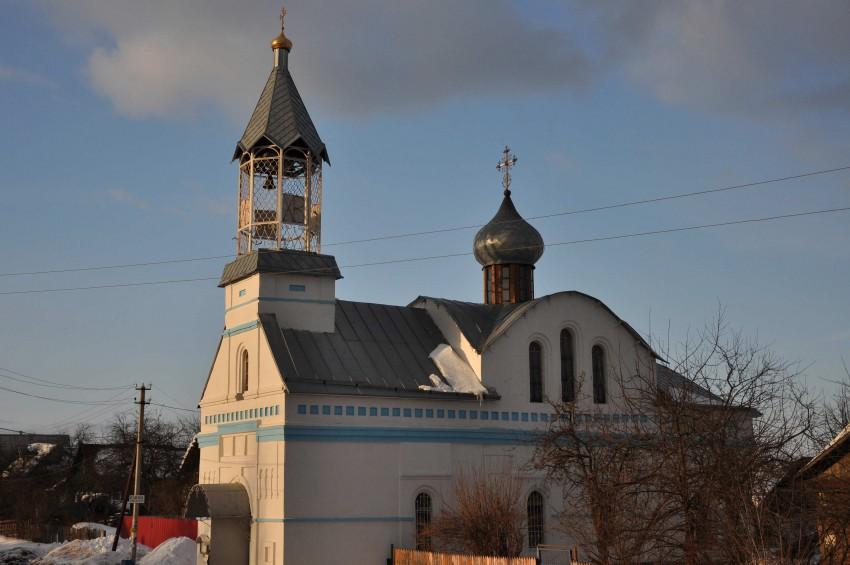 Церковь Архистратига Михаила (Лобня)