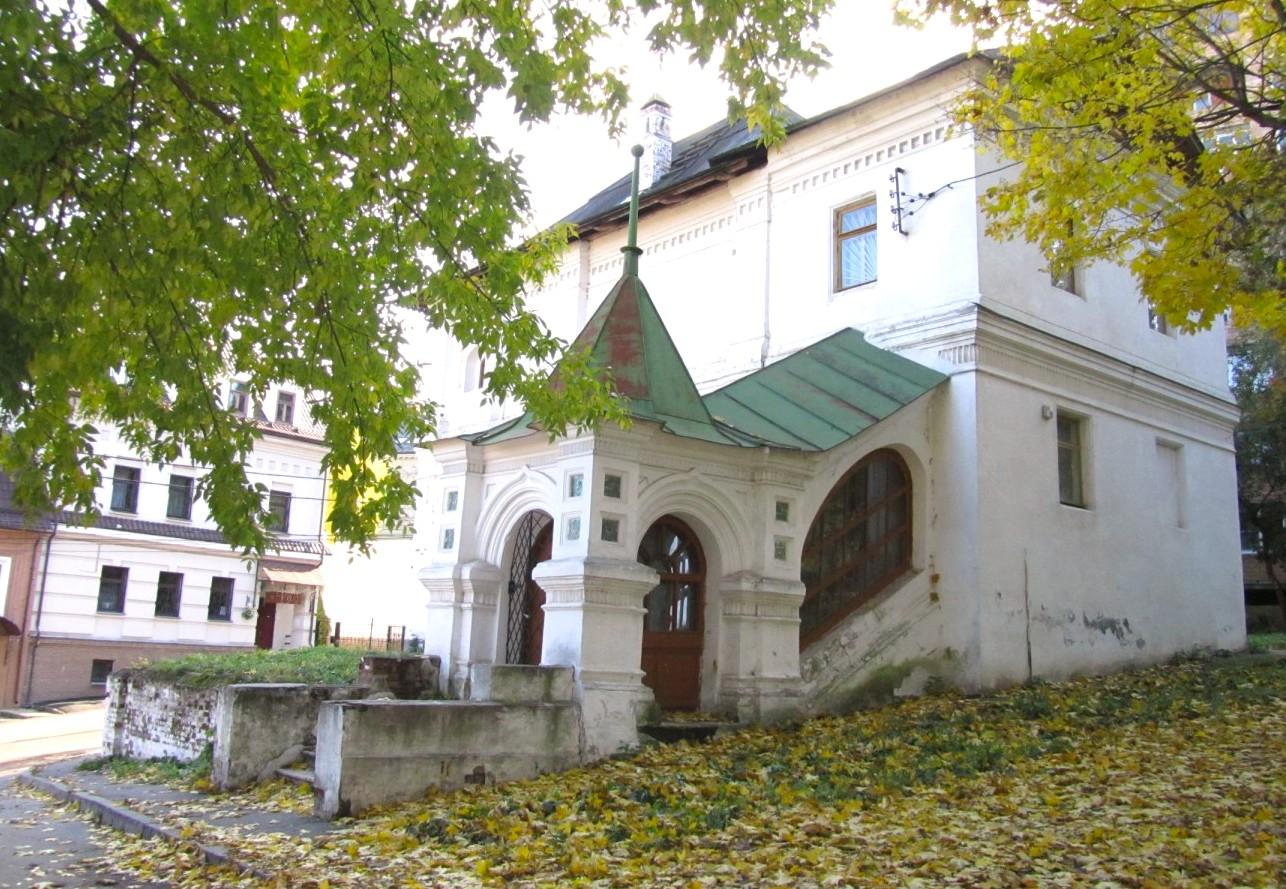 Домик Петра Первого (Нижний Новгород)