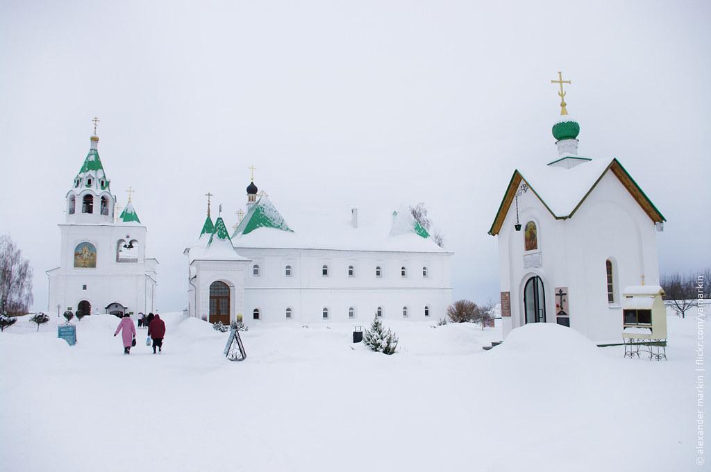 Спасо-Преображенский мужской монастырь (Муром)