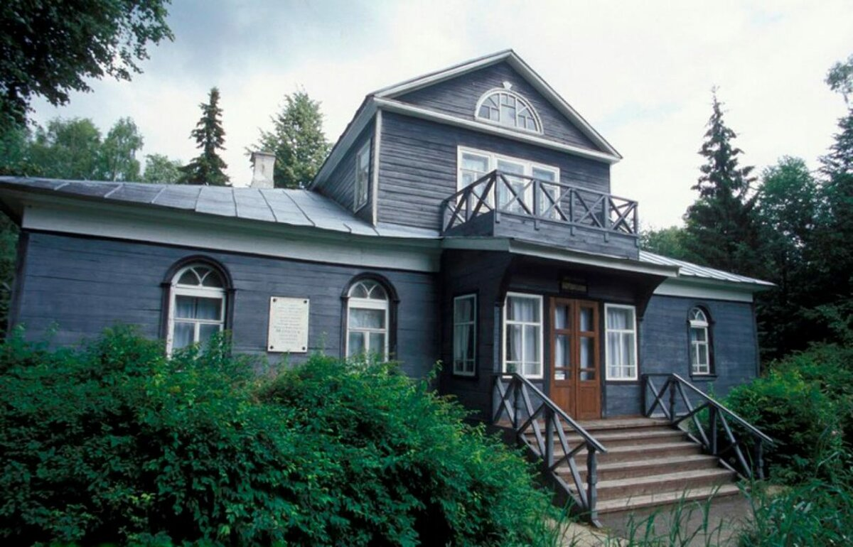 Мемориальный дом-музей Н. А. Морозова (Ярославская область)