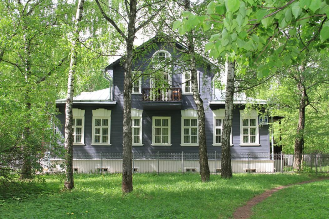 Литературный музей-центр К. Г.Паустовского (Москва)