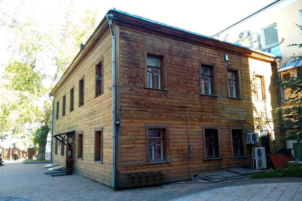 Филиал музея С. А. Есенина (Москва)