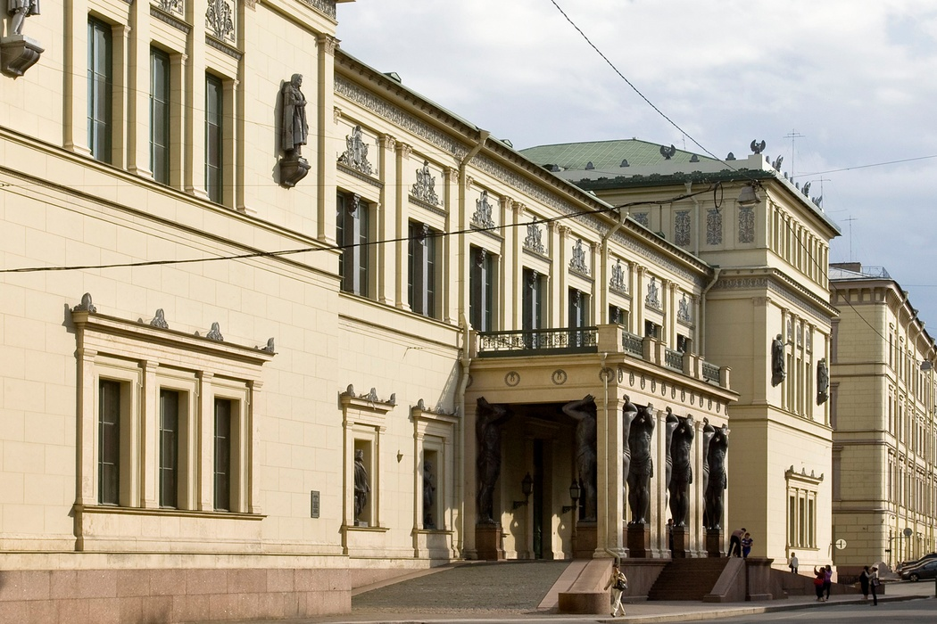 Музей «Новый Эрмитаж» (Санкт-Петербург)