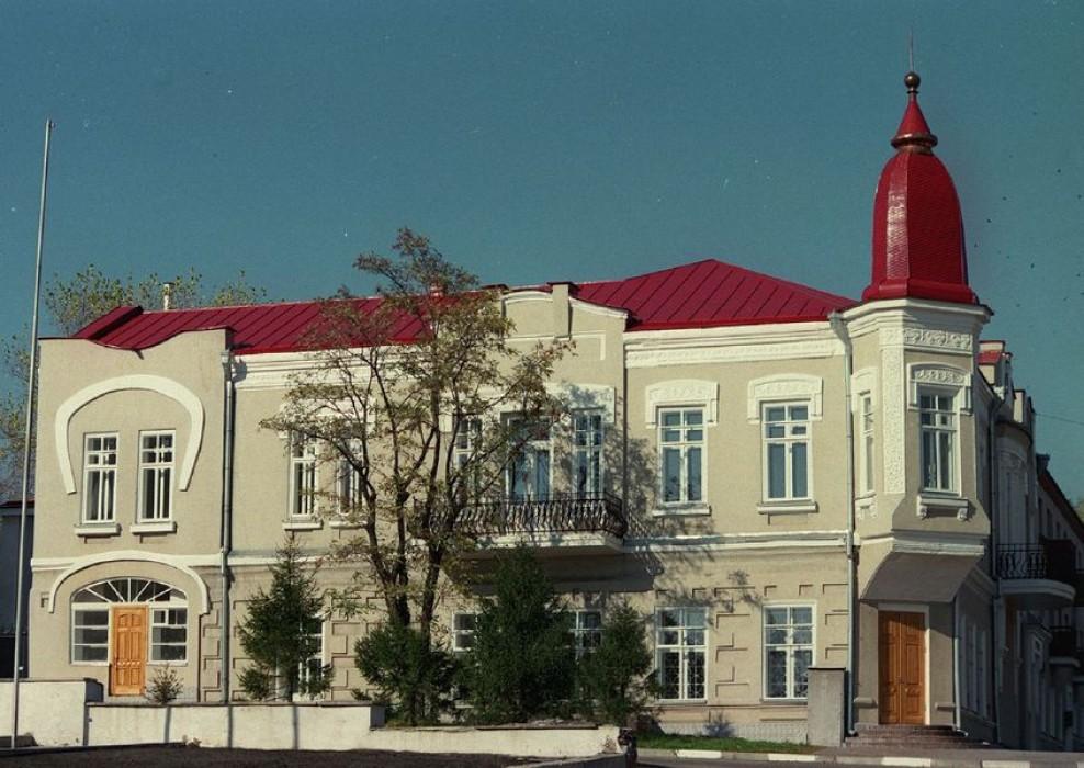 Старооскольский краеведческий музей (Старый Оскол)