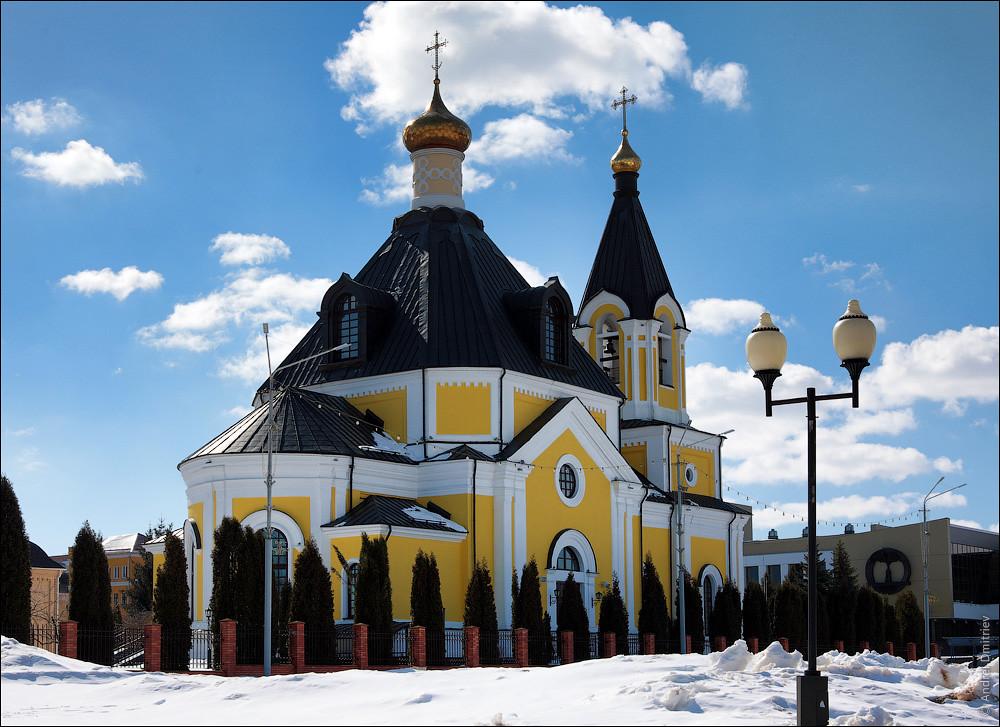 Свято-Успенский собор (Речица)
