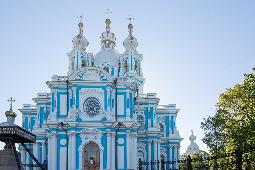 Смольный собор (Санкт-Петербург)