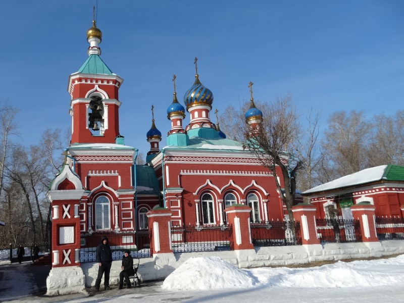 Свято-Троицкая церковь (Миасс)