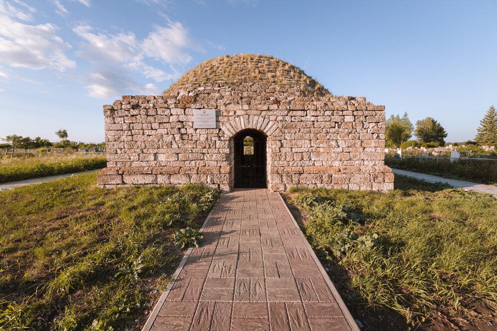 Мавзолей Хусаин-бека (Башкортостан)