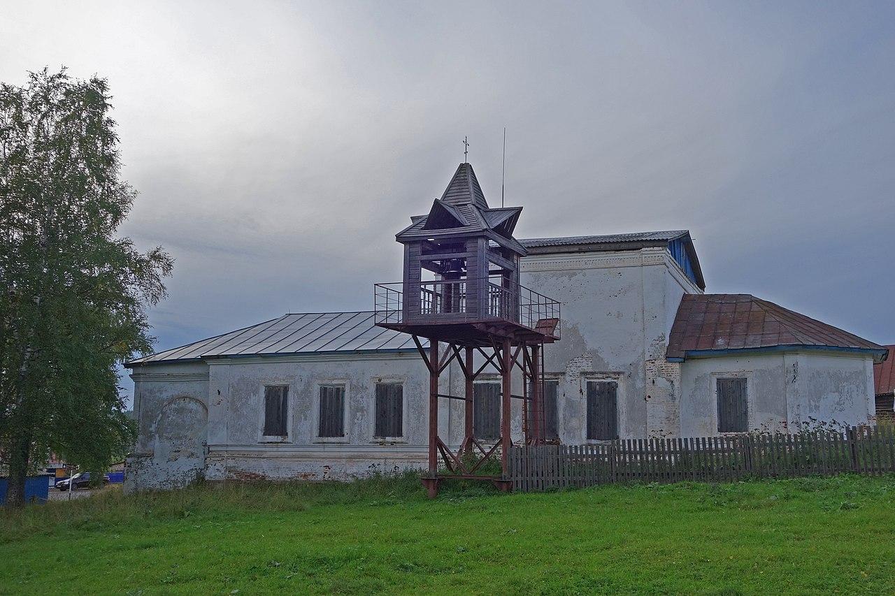 Богоявленская церковь (Ныроб)