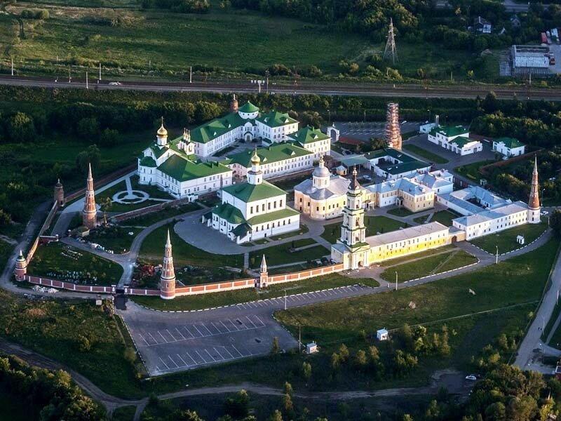 Старо-Голутвинский монастырь (Коломна)