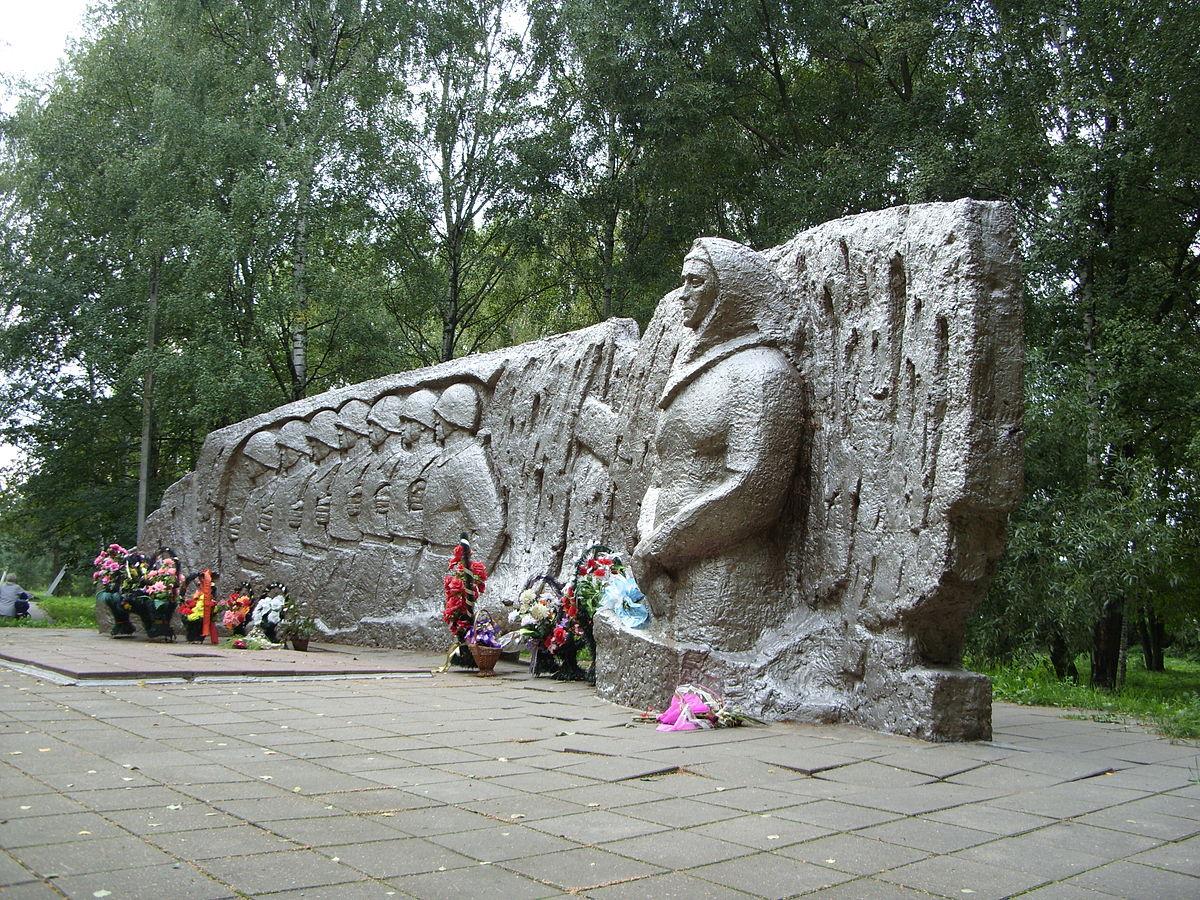 Памятник братьям Королёвым (Пошехонье)