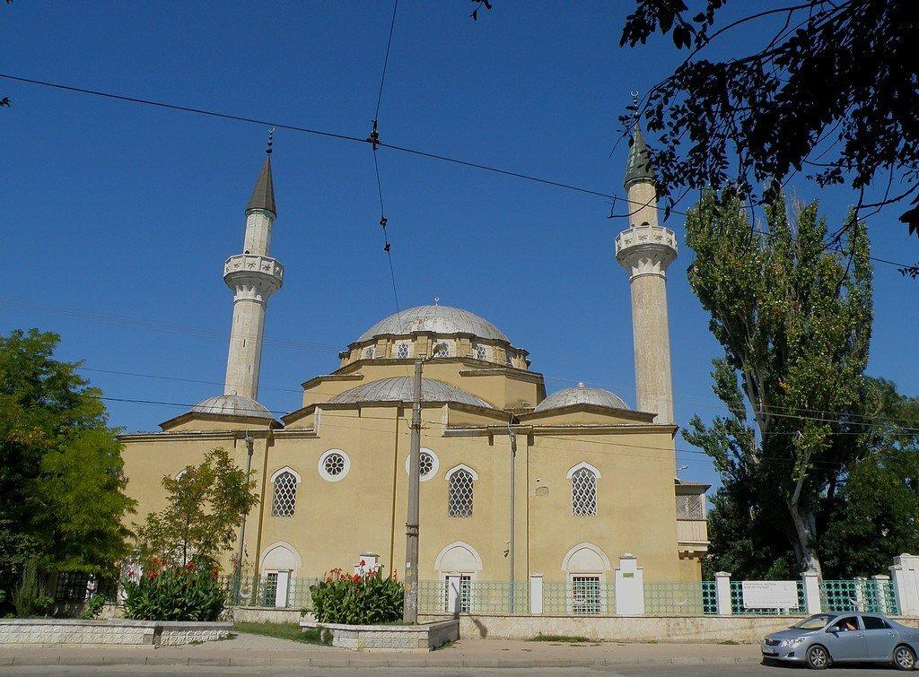 Мечеть Джанкой Джами (Джанкой)