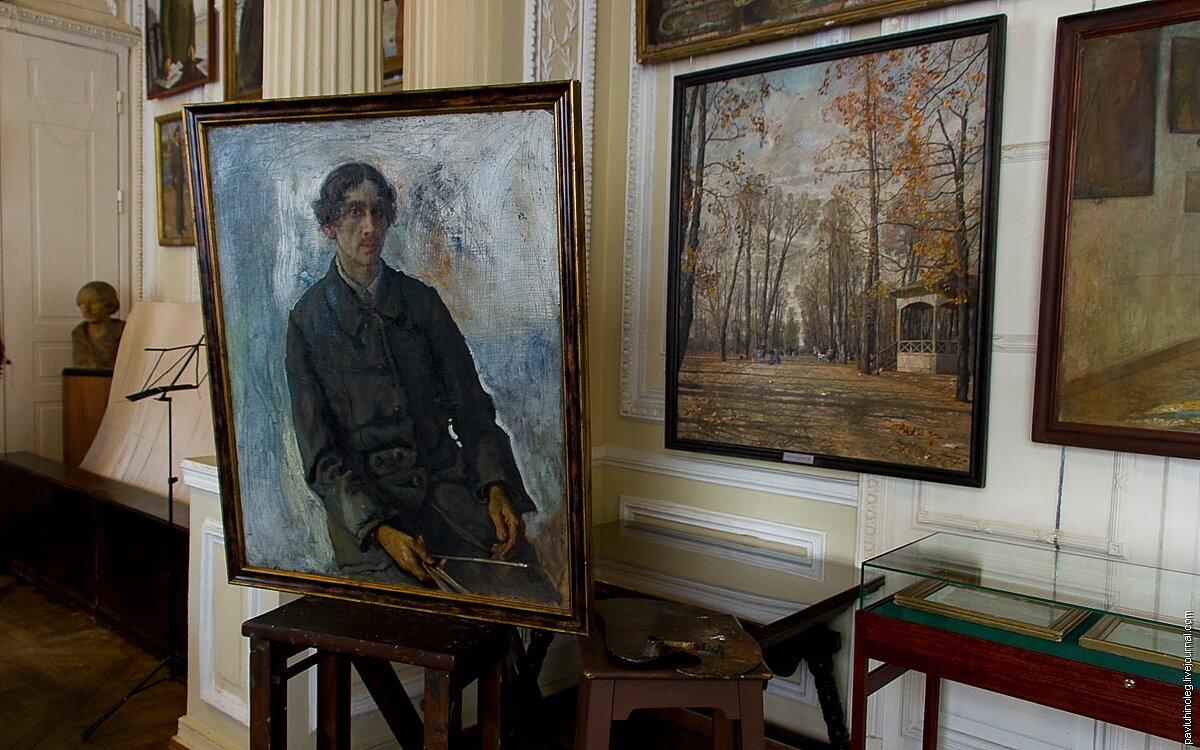 Музей-квартира художника И. И. Бродского (Санкт-Петербург)