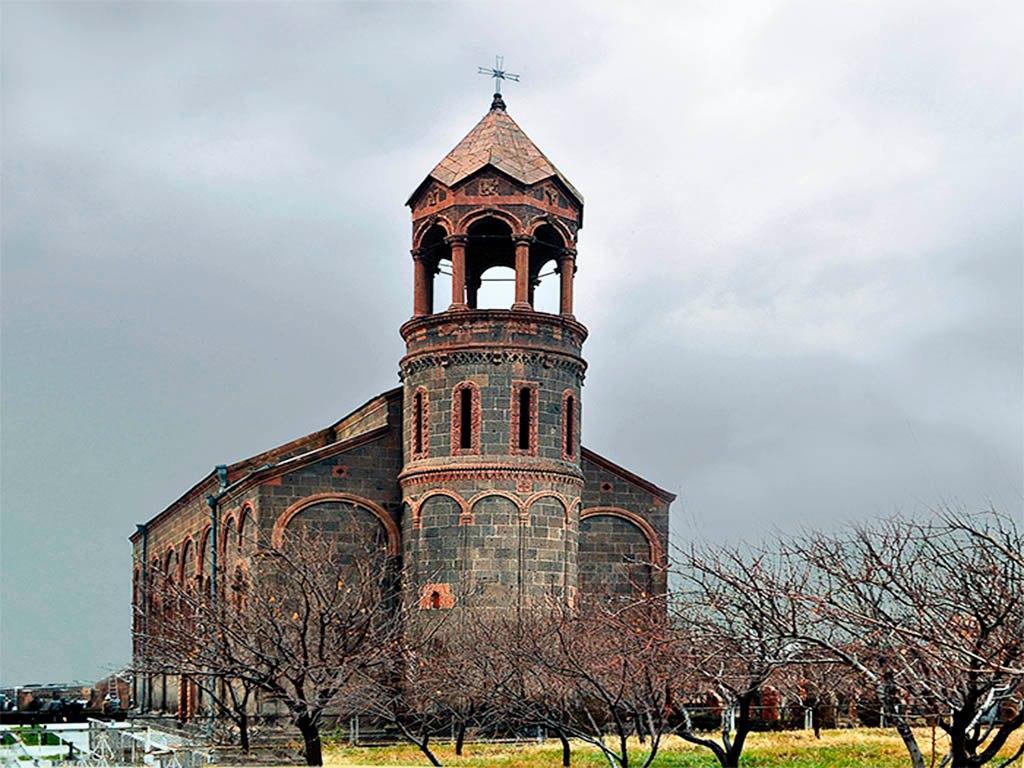 Церковь Св. Месропа Маштоца (Армения)