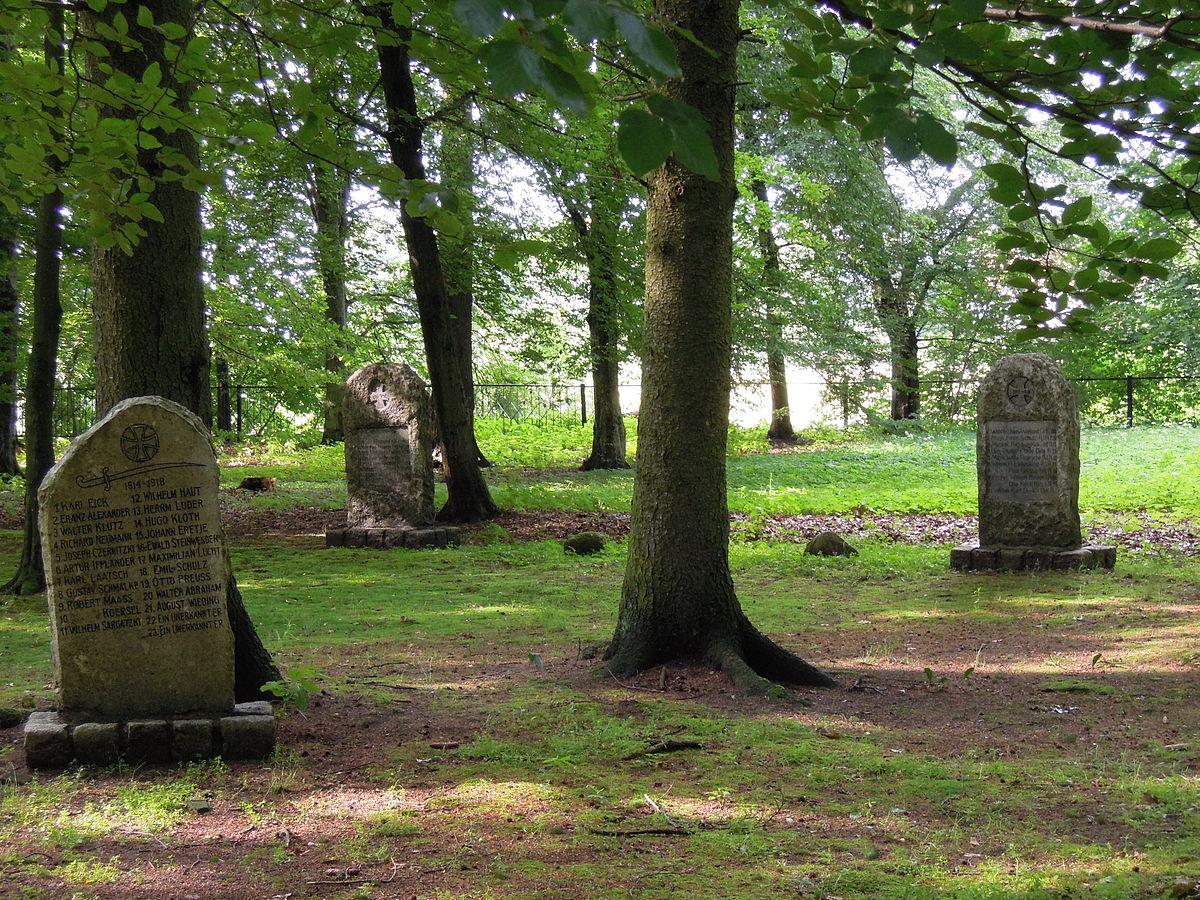 Мемориал «Лесное кладбище» (Советск)