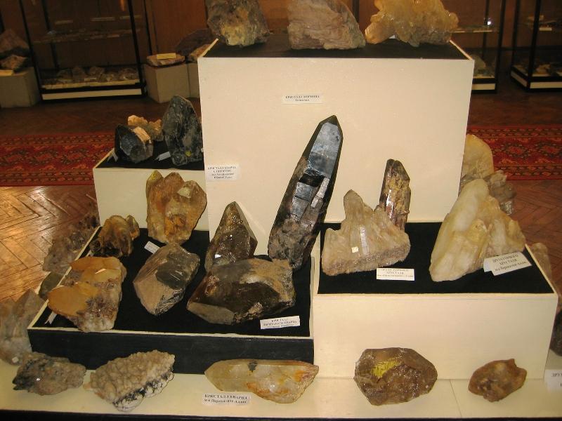 Музей рукотворного камня (Александров)