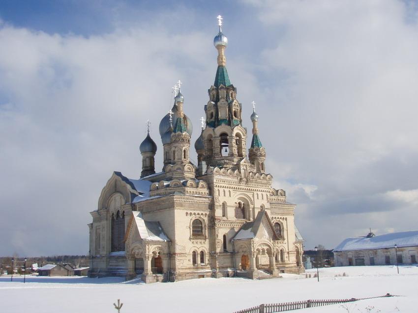 Село Кукобой (Ярославская область)