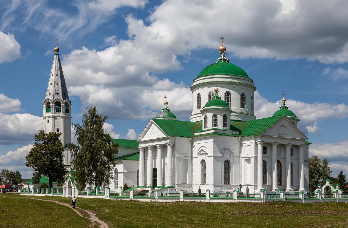 Смоленская церковь (Выездное) (Арзамас)