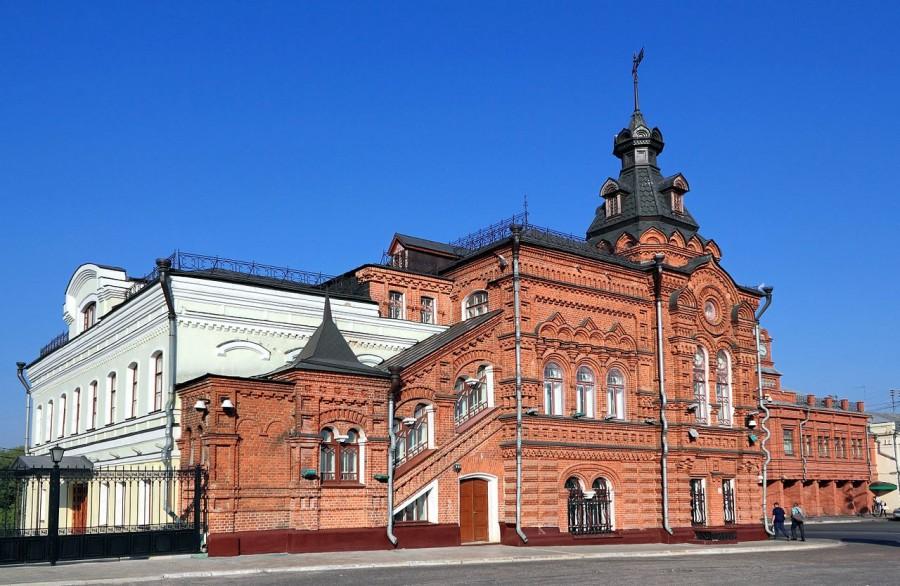 Здание Городской думы (Дом Дружбы) (Владимир)