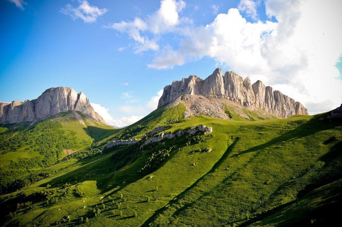 Перевал «Чертовы ворота» (Адыгея)