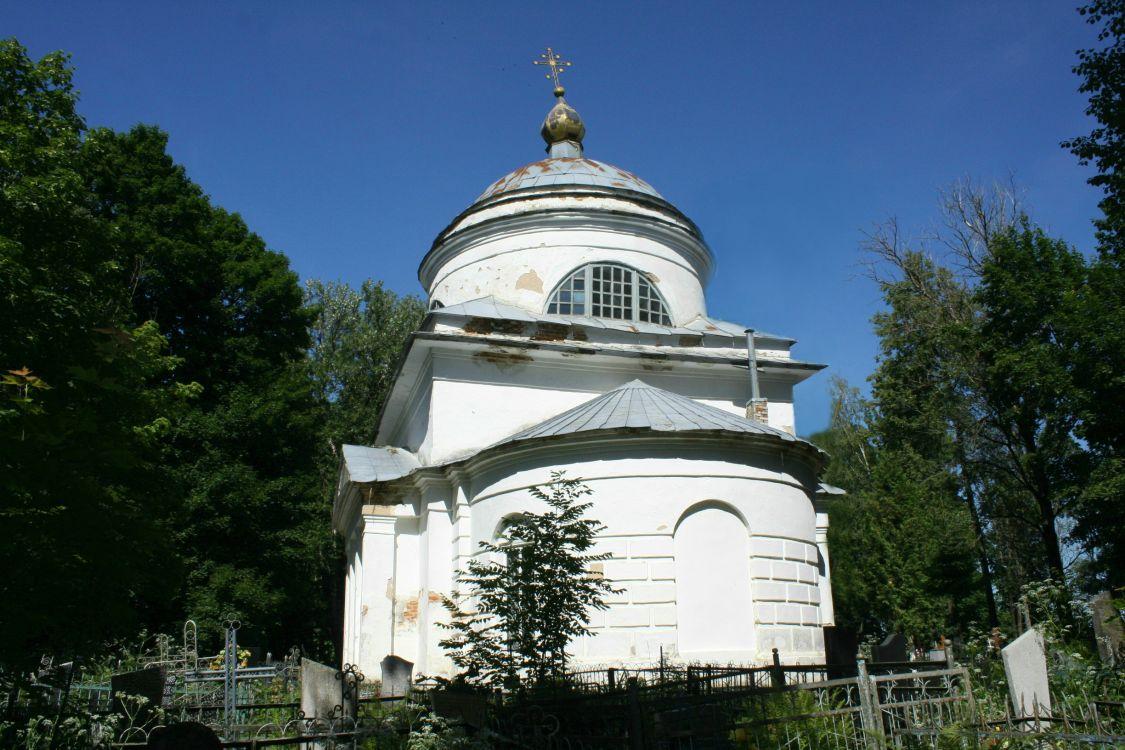 Церковь Вознесения Господня (Рославль)