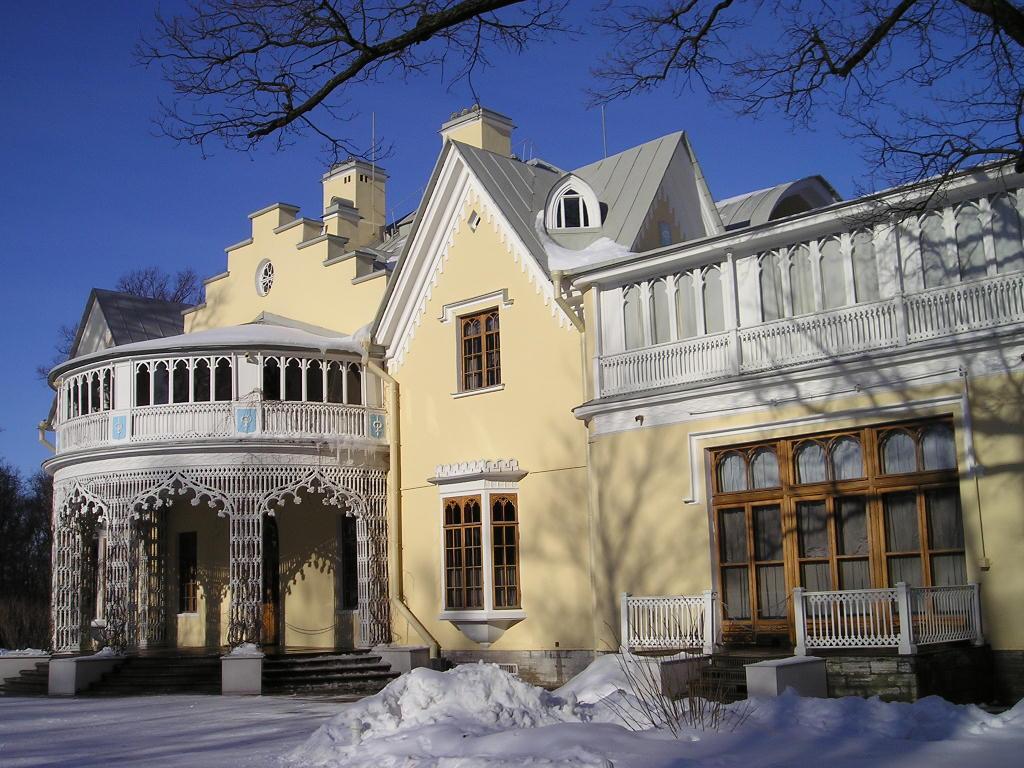 Дворец «Коттедж» Николая I (Петергоф)